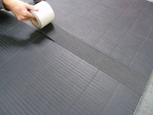 Seamless Jointing Tape For Hybrid Mat Rolls - UK Gym Pits