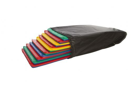 Sleeping Mats (Set of 10) - Multi-Coloured - UK Gym Pits
