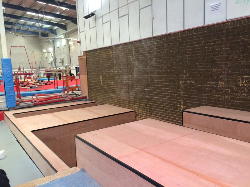 Sunken Pits - UK Gym Pits
