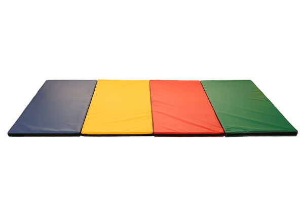 Tumbling Play Mat (Set of 4) - PU Foam - UK Gym Pits