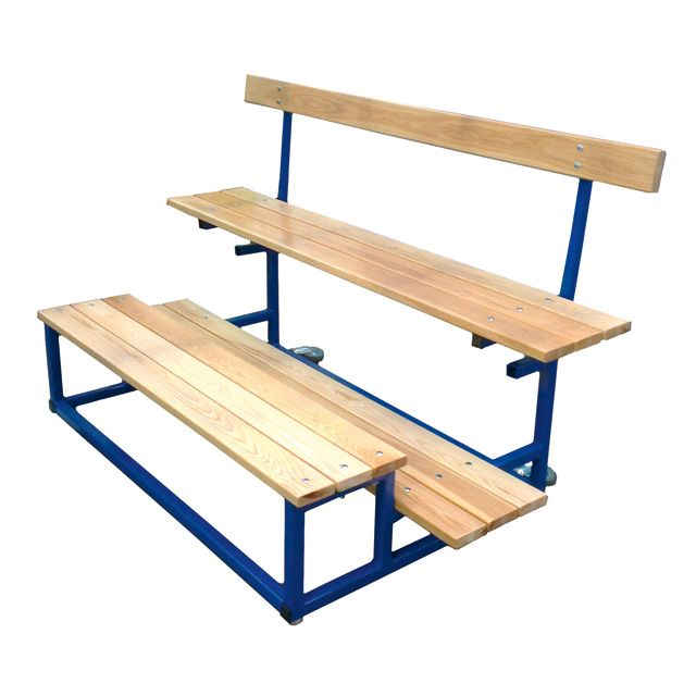 Two Tier Seating Unit - UK Gym Pits