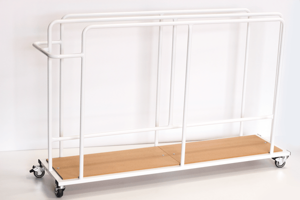 Vertical Mat Trolley - Small or Large