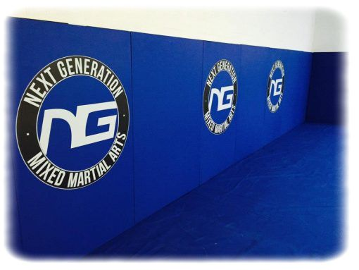 Wall Pads - UK Gym Pits