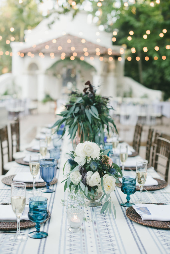 Wedding Trend: Shades of Blue