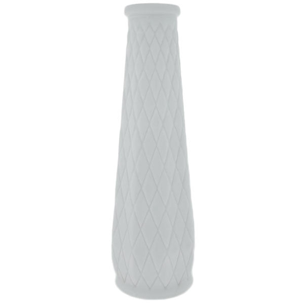 Milk Glass Heirloom Bud Vase