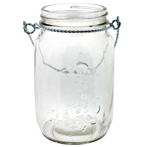 Hanging Mason Jar Rental