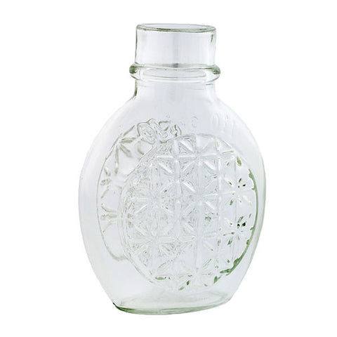 Vintage Glass Oil Bottle