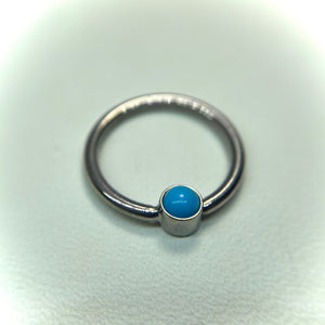 Fixed Bead Ring - Nipple Orientation (FBR)