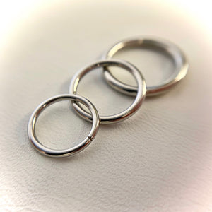 Steel Seam Ring