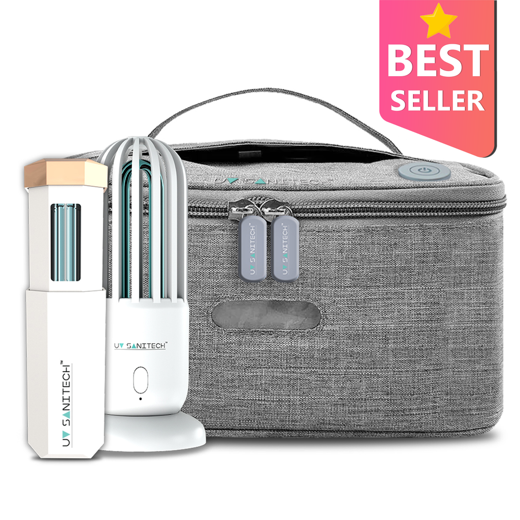 UV Sanitech™ UV Sanitizing Bundle Pack [New Year Sale]