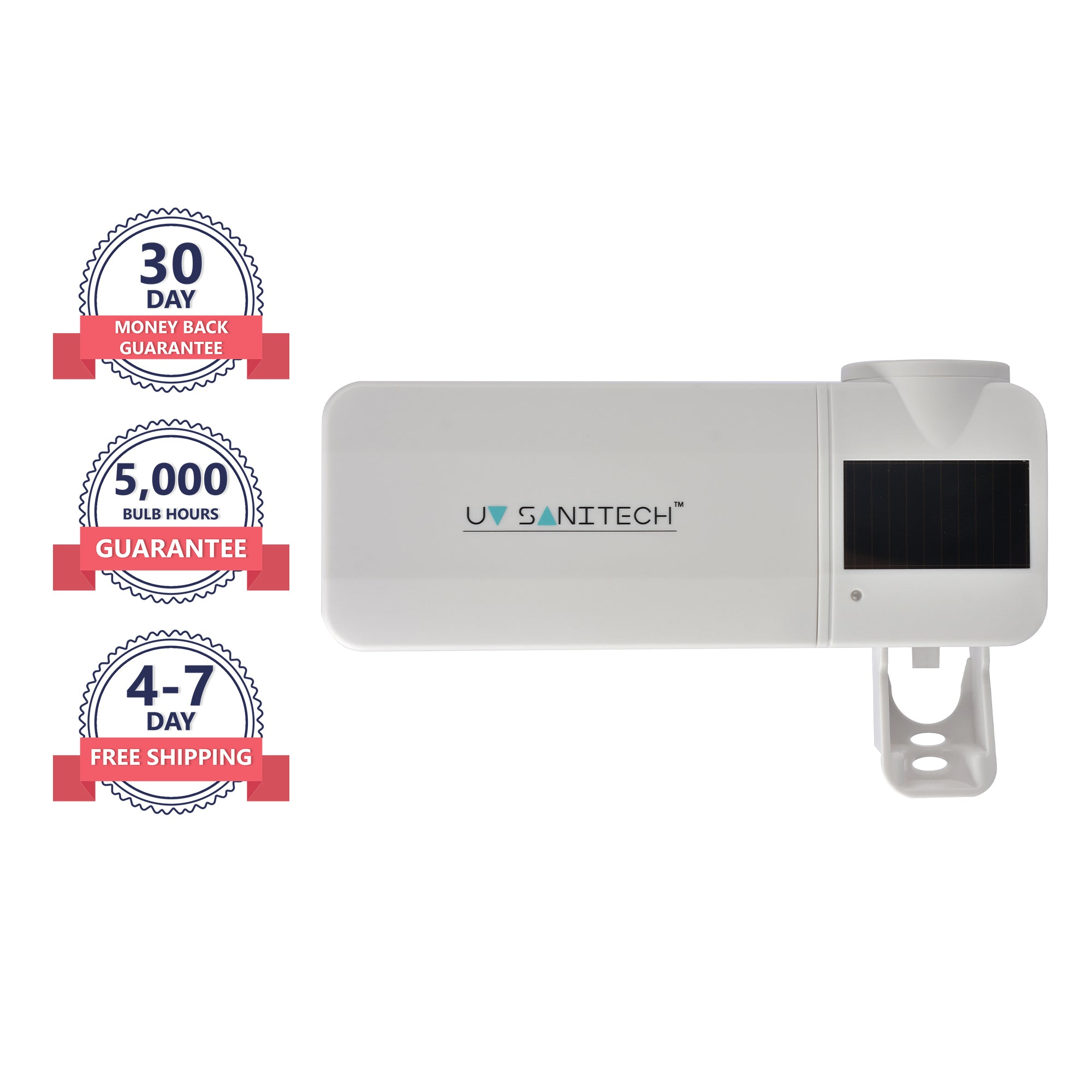 Sanitech UV-C Toothbrush Sanitizer [New Year Sale]