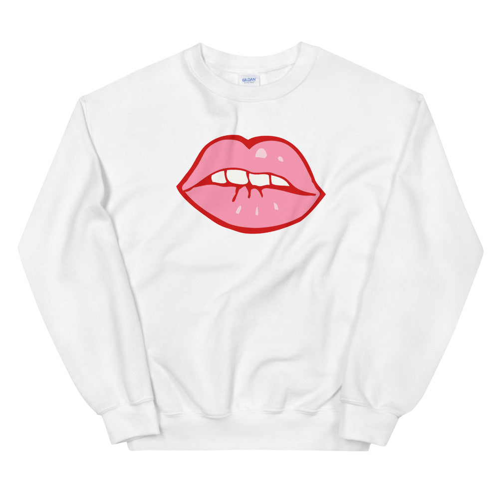 Smooches Crewneck Sweatshirt