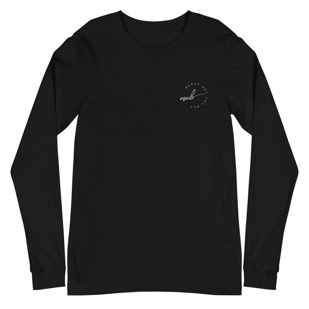 RSUB Logo Long Sleeve