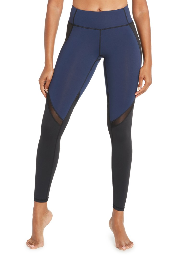 Alessia Mid-Waist Women's Activewear Leggings