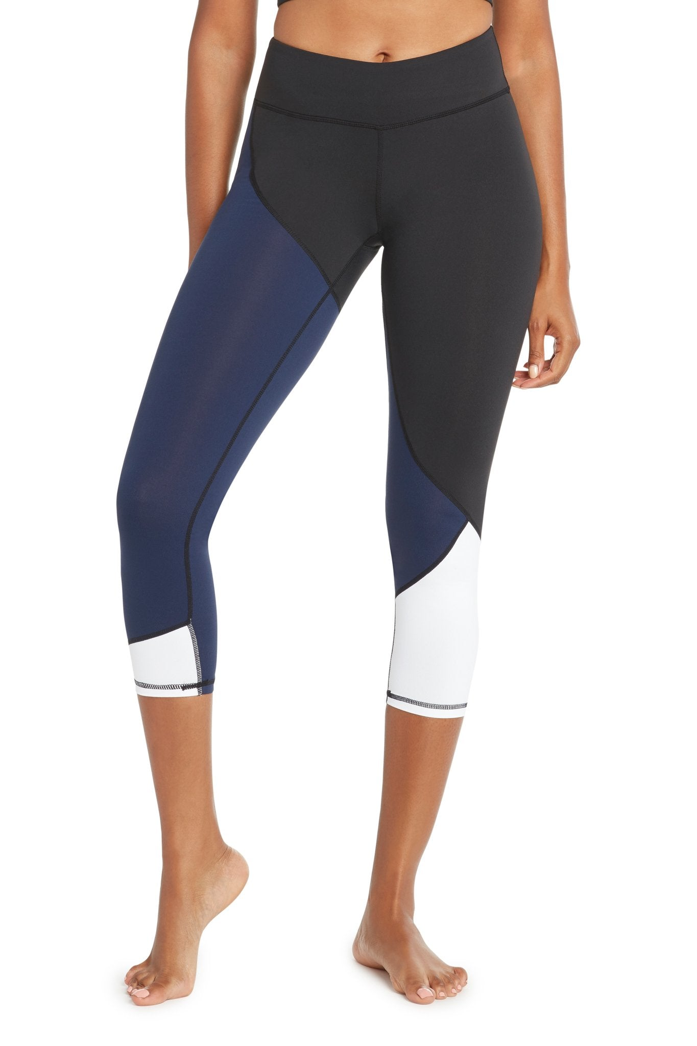 Bianca II Mid-Waist Women's Activewear Leggings