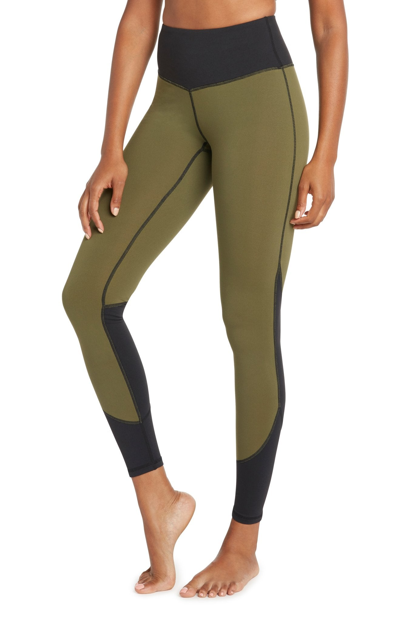 Francesca High-Waist Women's Yoga Pants