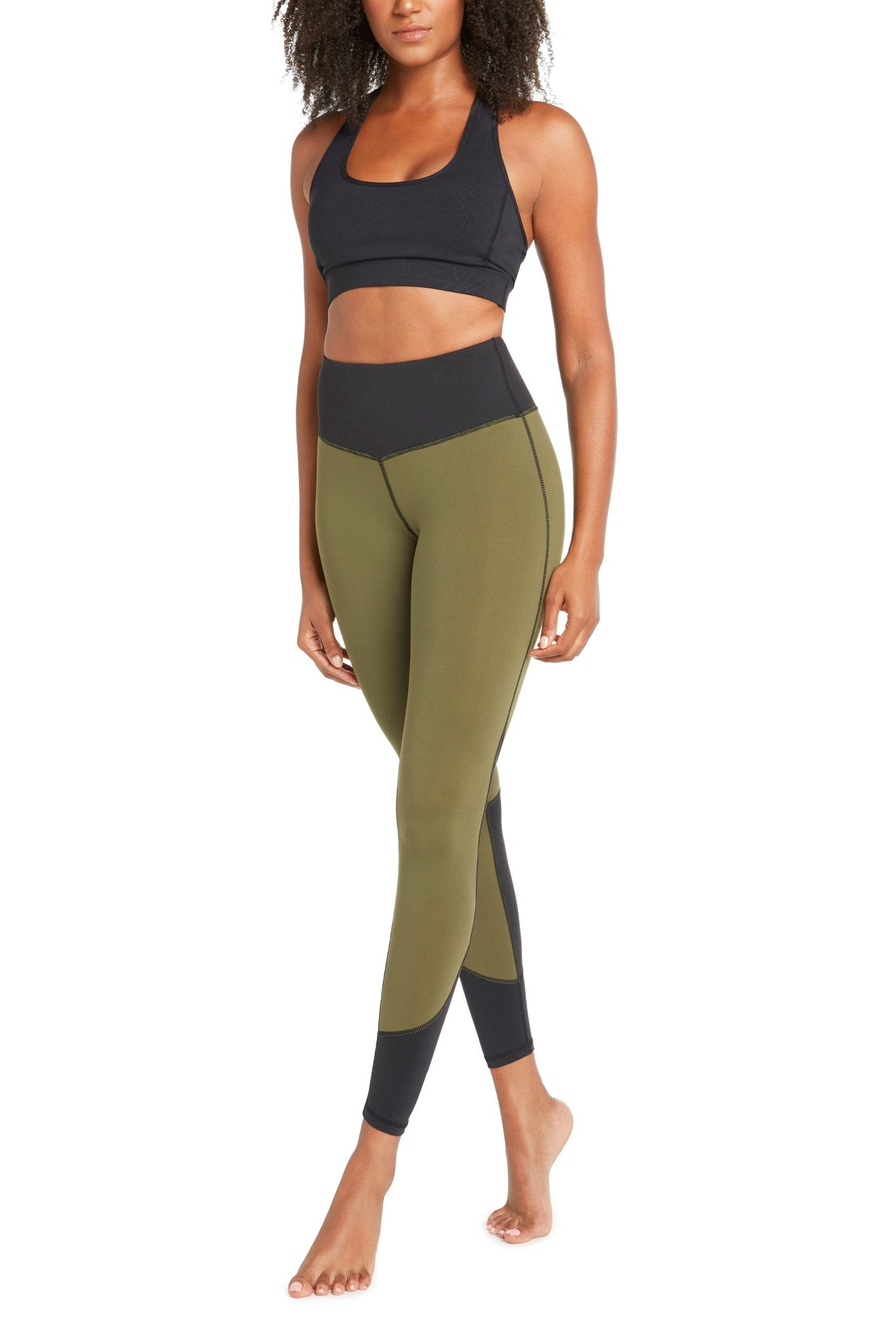 Francesca High-Waist Women's Activewear Leggings