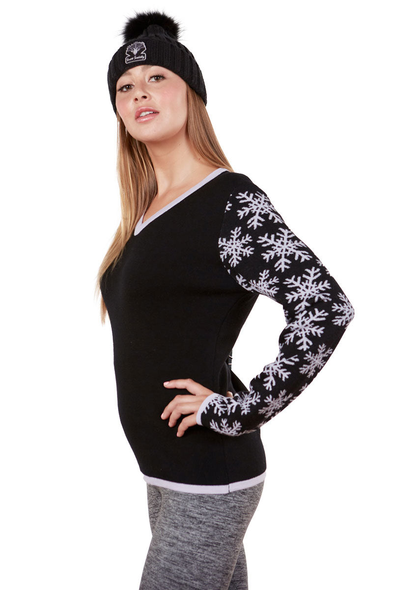The Arlberg Black Diamond Merino Sweater