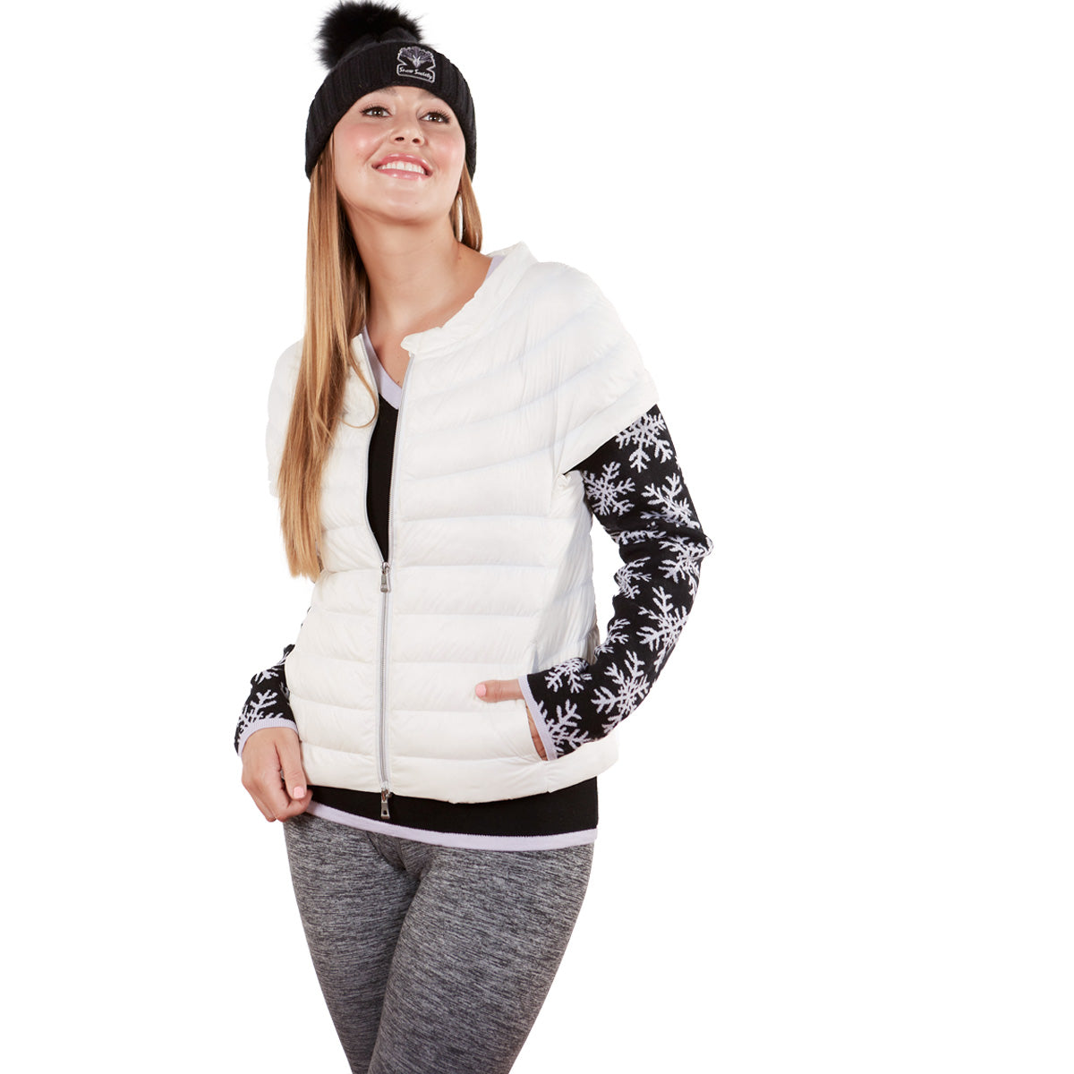 The Arlberg Black Diamond Women's Sweater