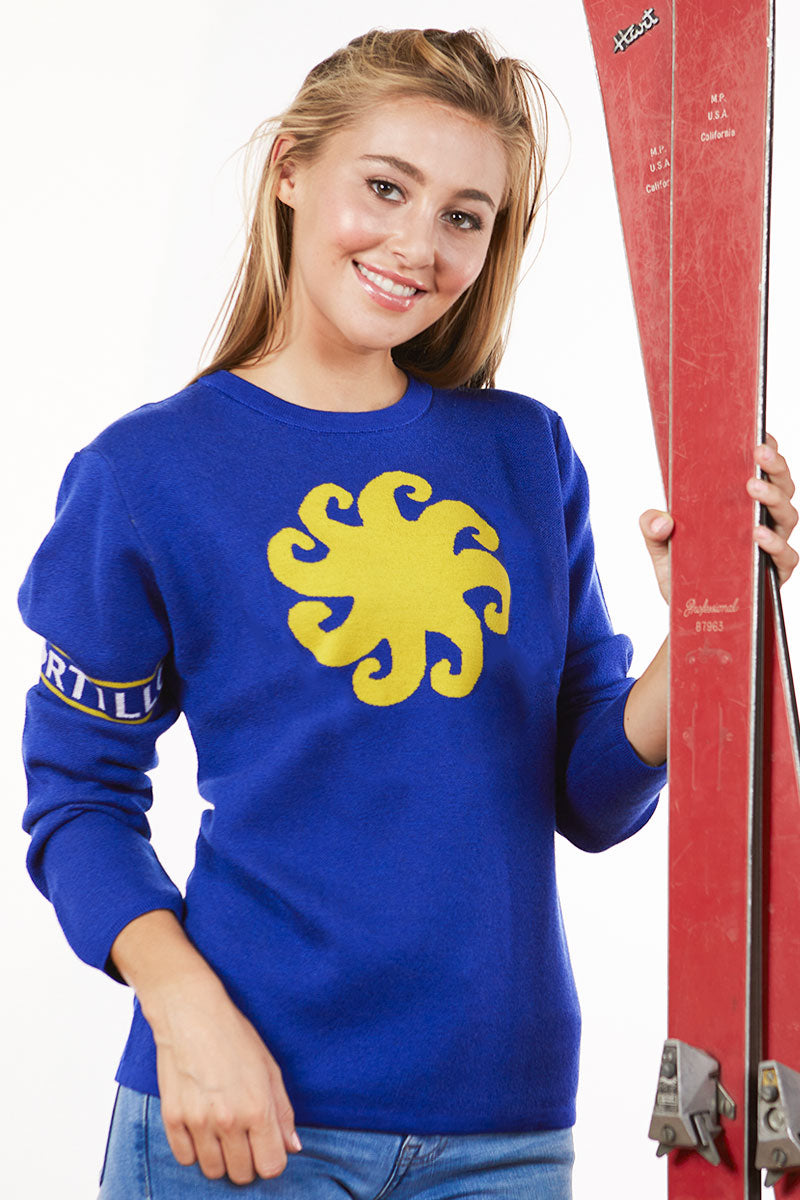 Ski Portillo Sweater Azul