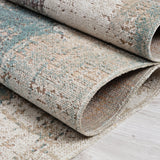 "Ladole Rugs Timeless Collection Yorkson Beautiful Outdoor Area Rug Carpet in Beige Cream, 3x5 (2'7"" x 4'11"", 80cm x 150cm)"