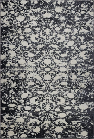 Hamilton Gray Botanical Area Rug -