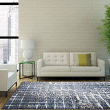 Louise Grey CreamArea Rug -