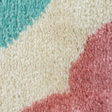 Cream Kids Area Rug