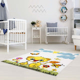 Moda Kids Lion Area Rug -