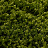 Shaggy Area Rug Green -