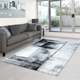 Turkish Grey Area Rug -