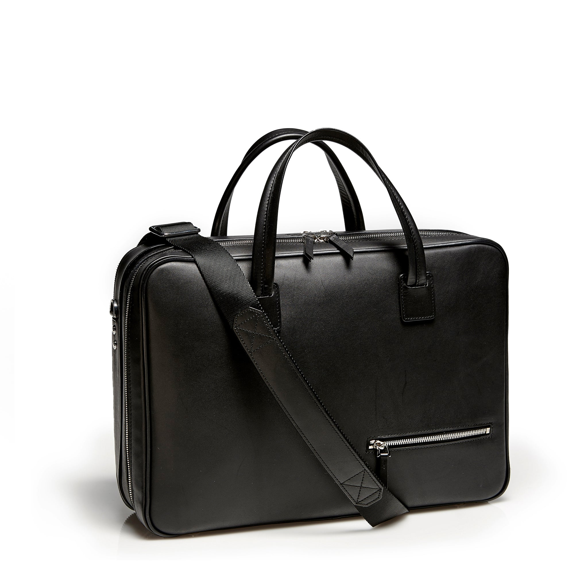 lundi 36-hour travel bag | BELLECOURT black