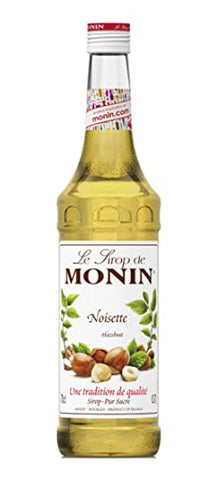 Monin - Hazelnut Syrup 250 ml - شراب البندق للقهوة