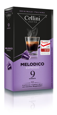 Melodico for Nespresso