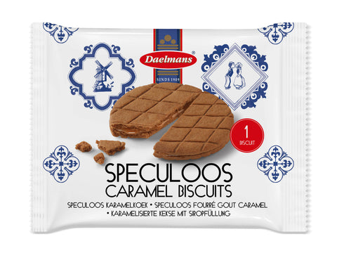 Daelmans Speculoos Caramel Biscuits  (single packs)