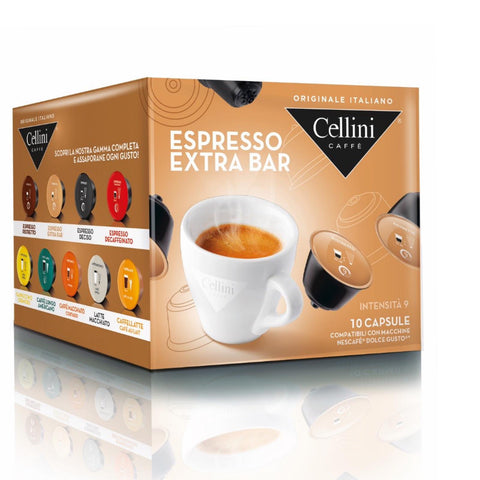 Espresso Extrabar for Dolce Gusto