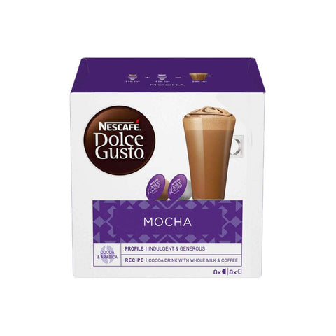Nescafe Dolce Gusto Mocha - 8 Beverages