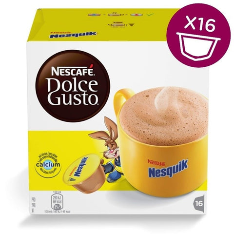 Nescafe Dolce Gusto Nesquik Chocolate Drink 16pcs