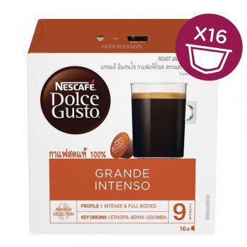NESCAFÉ® Dolce Gusto® Grande Intenso -   Number of servings 16