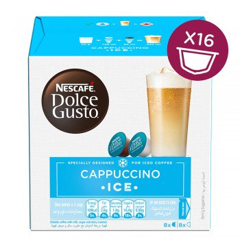 NESCAFÉ® Dolce Gusto® Cappuccino Ice -   Number of servings 8