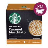 Starbucks Caramel Macchiato for Dolce Gusto® - Number of servings 6