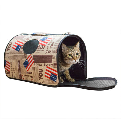 American pet carrier bag