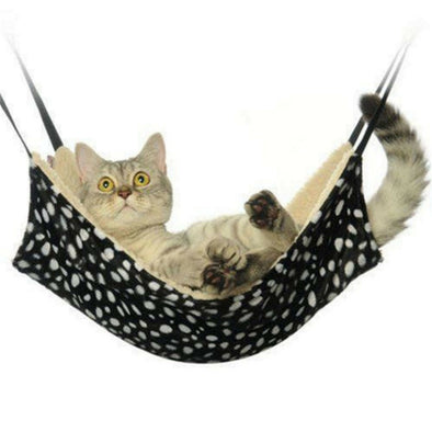 Hanging cat bed hammock - All my Cat