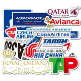 Airline Sticker Bomb - Expressionco