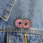 Always Hungry Donut Pin - Expressionco