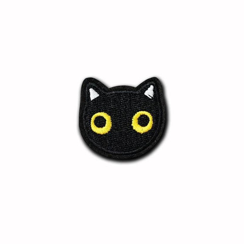 Black Cat Patch - Expressionco
