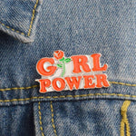 Girl Power Pin - Expressionco