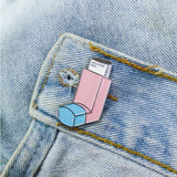 Breather Inhaler Pin - Expressionco
