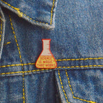 Science Is Magic Flask Pin - Expressionco