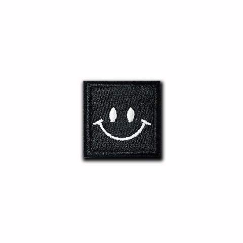 Smiley Face Patch - Expressionco